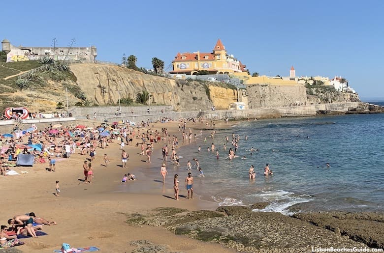 Praia da Poça Beach, Estoril