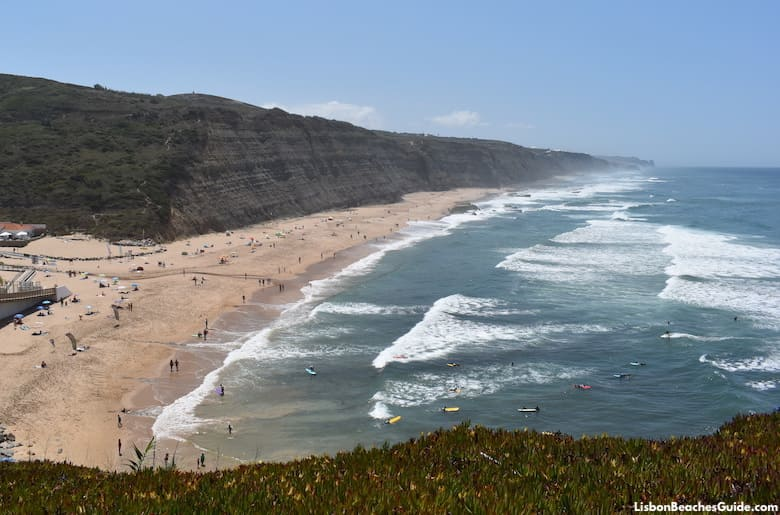 Praia do Magoito Beach, Sintra